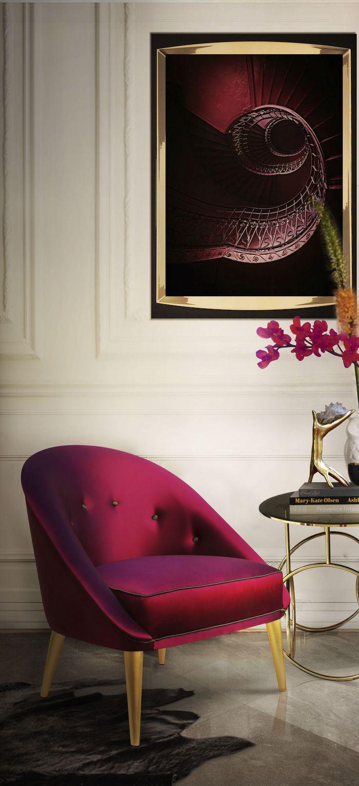 Best 25 Designer armchairs ideas on Pinterest Teal armchair