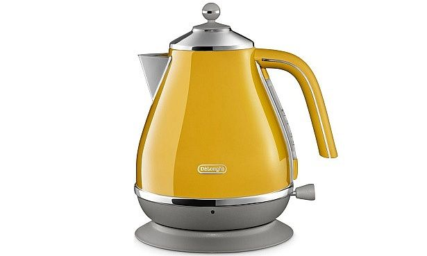 New York Collection Electric Jug Kettle