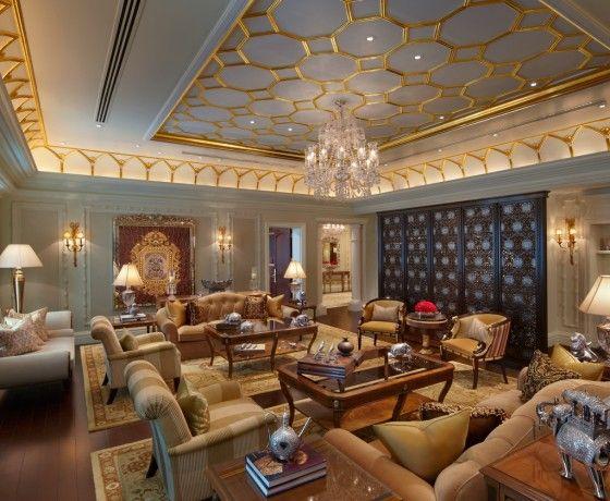 Maharaja Suite Sitting Room