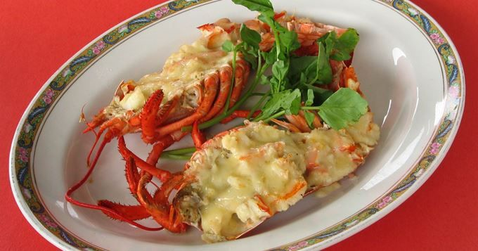 Homard thermidor facile
