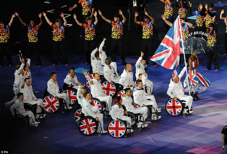 Can they do it? Great Britain have high hopes for a record medal haul this year just as Team GB accomplished two weeks earlier