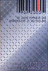gebrauchtes Buch – Wagner, Peter – POP 2000. 50 Jahre Popmusik und Jugendkultur in Deutschland