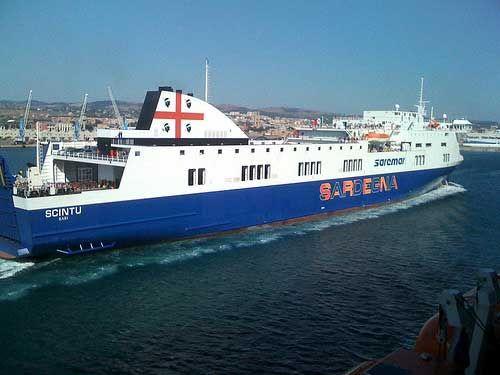 Arriving in the Port of Civitavecchia  Jacrews7