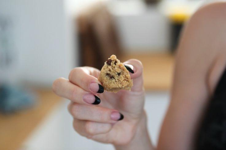 Opskrift: Sund Cookie Dough