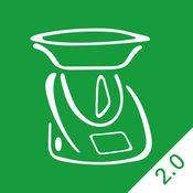 Application Officielle Thermomix ® 2.0 par Vorwerk International Mittelsten Scheid & Co.