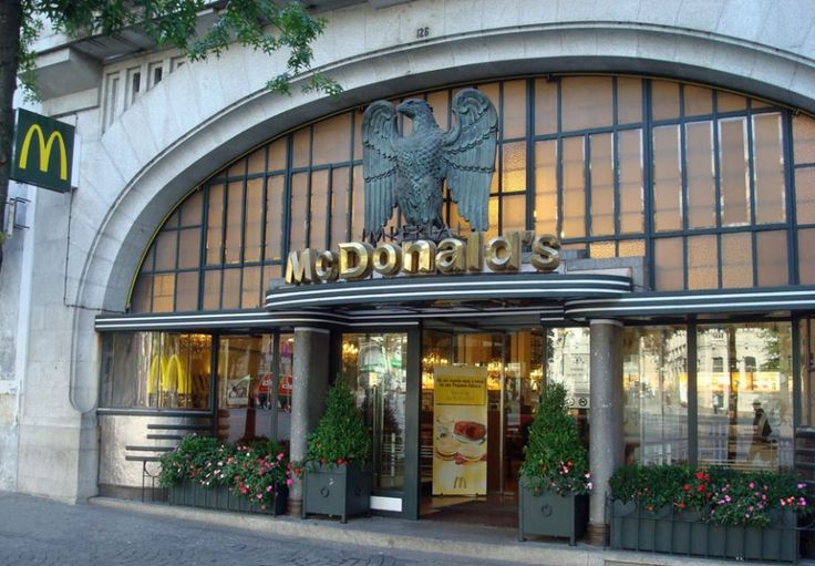 McDonald's Imperial – Porto, Portugal