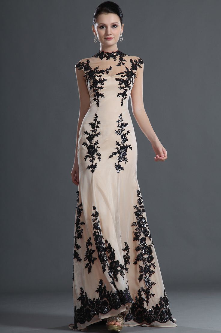 eDressit 2012 New Gorgeous Black Lace Evening Dress
