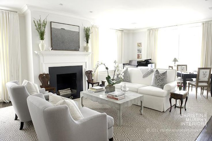 Beautiful living room.Coffee Tables, Living Rooms, Games Tables, Room Layout, Furniture Arrangements, Livingroom, Room Ideas, White Living Room, White Room