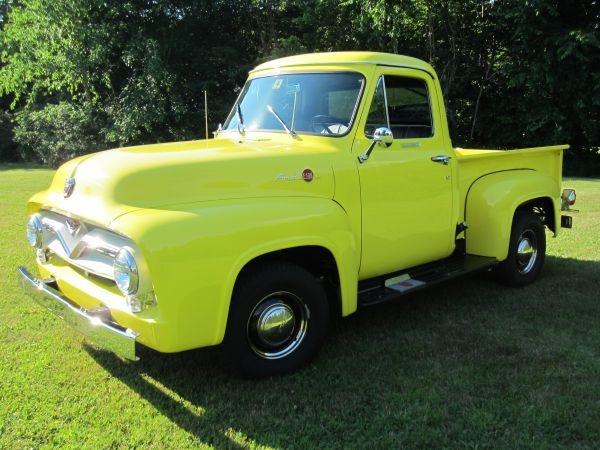 1955 Ford F100Jpm Entertainment, Ford Trucks, Pickup Trucks, Ford F100, F100 Jpm, 1955 Ford, Classic Trucks, Auto Trucks, Dreams Cars