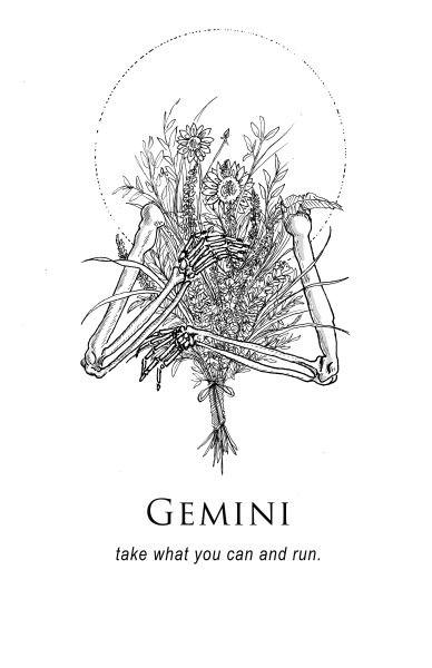 musterni - illustrates horoscope - Google Search