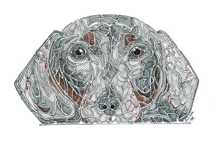 Dog by Adisida on DeviantArt