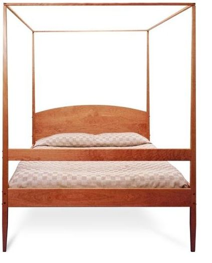 Furniture Modern Four Poster Bed Frames Furniture
