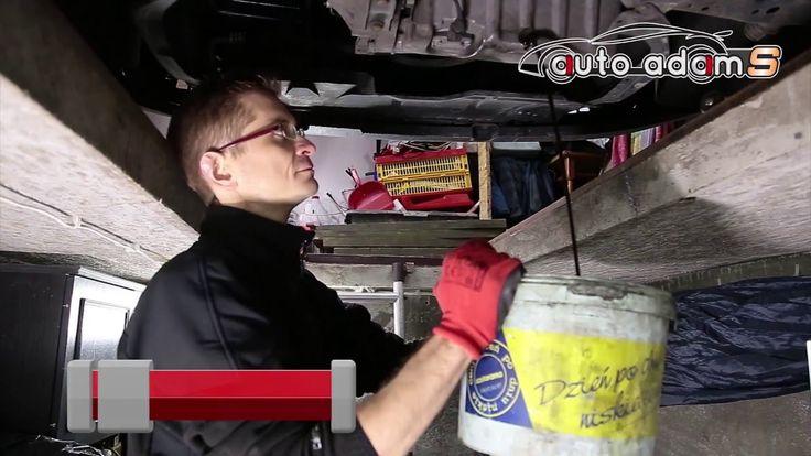Wymiana oleju i filtra oleju w Audi A3