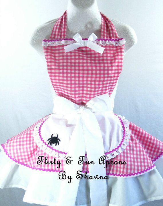 Little Miss Muffet Apron Costume