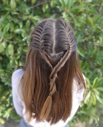 Braids Hairstyle For Girls