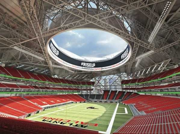 atlanta falcons new stadium - Google Search