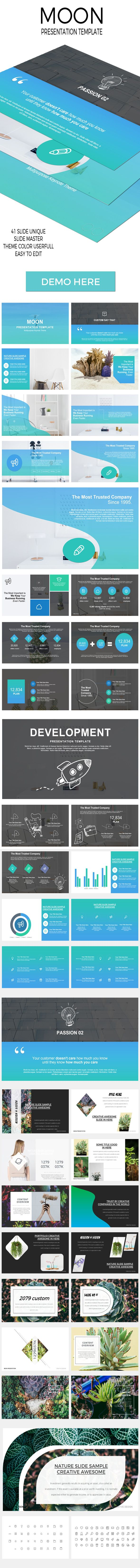 Moon powerpoint presentation template pinterest powerpoint moon powerpoint presentation template pinterest powerpoint presentation templates presentation templates and template toneelgroepblik Image collections