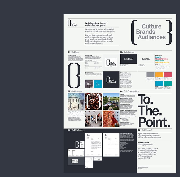 Cult.Brand | Brand Guidelines