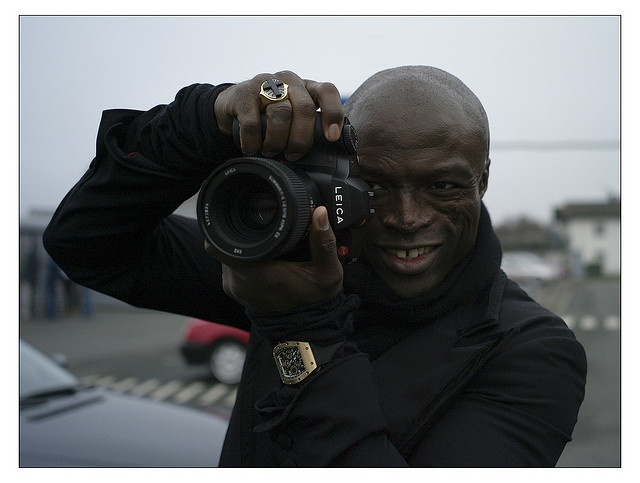 Seal: Celebrity Watcheswhat, Celebrity Style, Leica Celebs, Cameras People, Leica Photographers, Cameras Celebs, Celebrity Photographers, Richard Mills, Seals Celebs