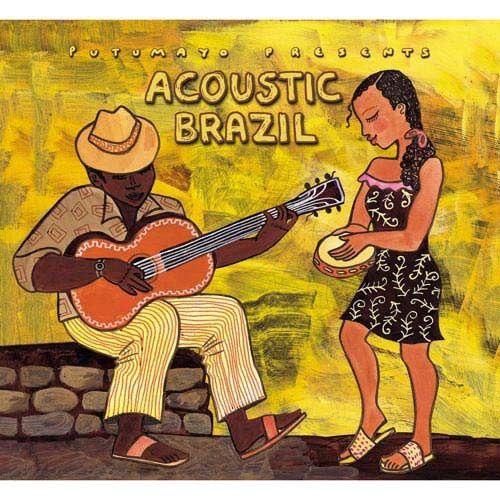 Putumayo Acoustic Brazil