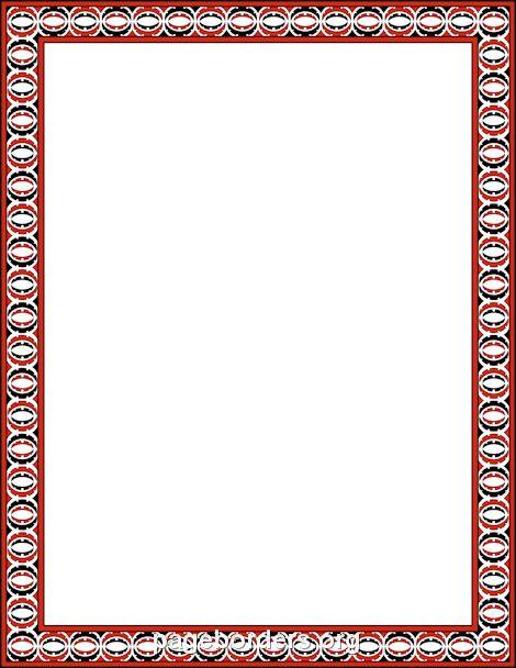Maori Border