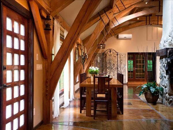 167 best dining room ideas images on pinterest dining for Old world dining room ideas