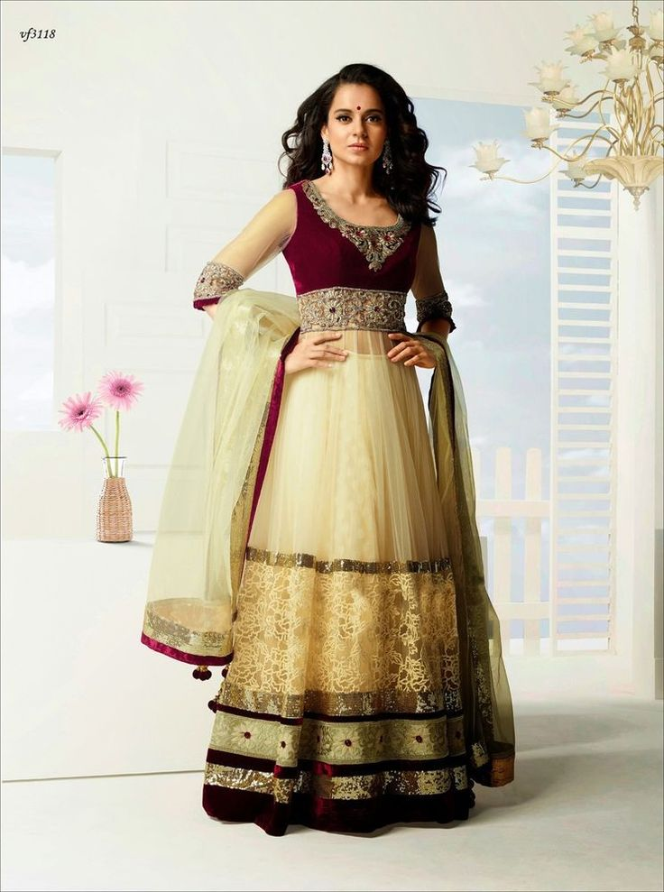 Pakistani Party Suit Bollywood Designer Indian Anarkali Ethnic New Salwar Kameez