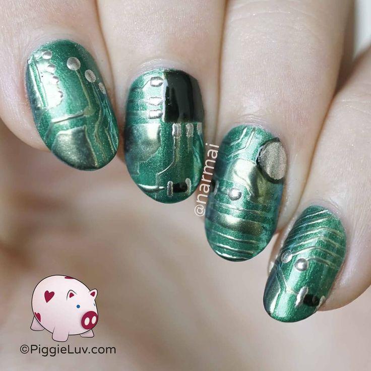 458 best PiggieLuv - Nail art images on Pinterest   Community, Nail ...