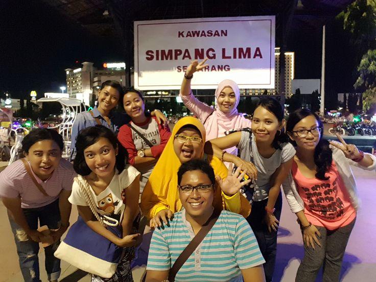 SIMPANG LIMA at Semarang