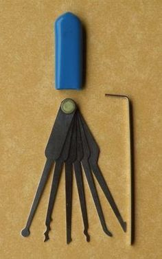 Southern Specialties offers a wide selection of lock pick tools and lock pick sets ship to you, be it a single tension tool of a tubular lock pick, we have you covered.