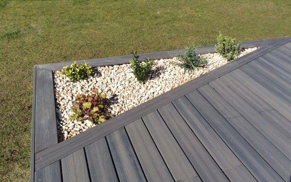 129 best Terrasse bois images on Pinterest Wooden decks, Backyard - couler une terrasse en beton