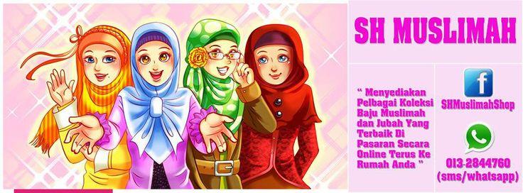 Kedai Baju Muslimah Online