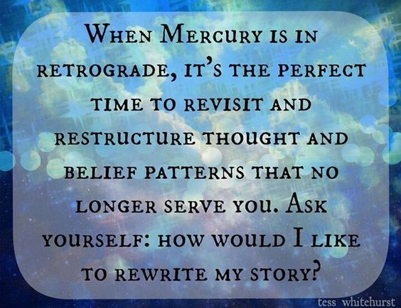 Mercury Retrograde April 29 to May 23. Mercury Retrograde in Taurus Time for your friend and mine, the planet Mercury to turn retrograde. Two words that send shivers down some people's spines while others take a nonchalant attitude. Whe…