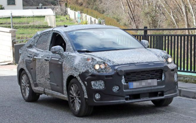 2021 Ford Ecosport Spied Ford Ecosport Ford Small Suv