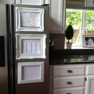 94 Best Images About Upcycling On Pinterest Old Picture Frames