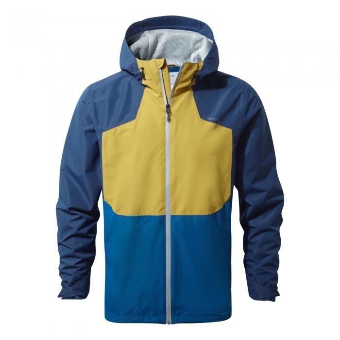 Lightweight Waterproof Jacket With Hood