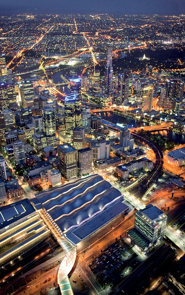 Southern Cross Station, Melbourne AUSTRALIA  http://melbournehotelrates.com/the-swanston-hotel-melbourne/