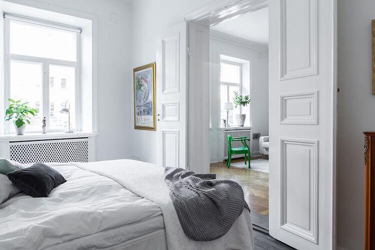 M s de 25 ideas fant sticas sobre puertas interiores for Casas pintadas interior