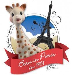 Sophie de Giraf bestaat al meer dan 50 jaar!!! #baby #speelgoed