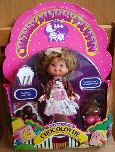 Cherry Merry Muffin - . I had her. wanted to eat the doll at times.