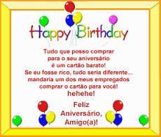 mensagem de feliz aniversario amiga (texto) - Pesquisa Google