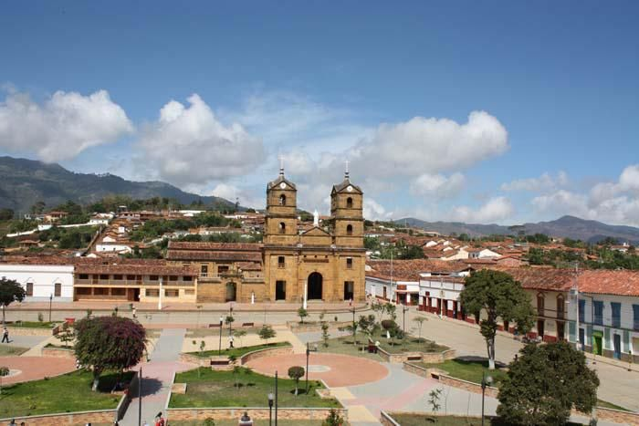 Colombia - Zapatoca, Santander.
