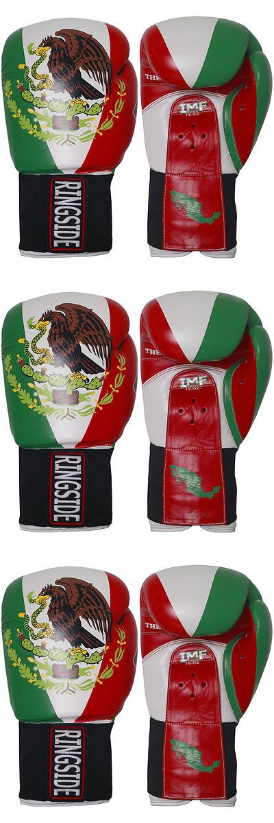 Gloves - Boxing 30102: Ringside Limited Edition Mexico Imf Techand#8482: Sparring Gloves -> BUY IT NOW ONLY: $59.99 on eBay!
