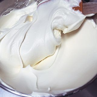 White chocolate buttercream recipe
