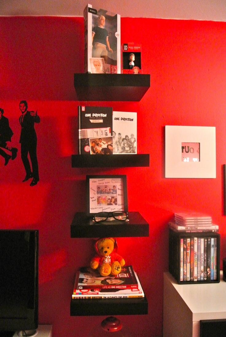 27 best one direction bedroom idea images on pinterest bedroom extreme bedroom makeover 1d edition my little sister loves one direction so much the