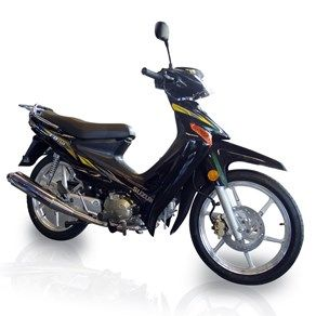 Moto Suzuki FD-110