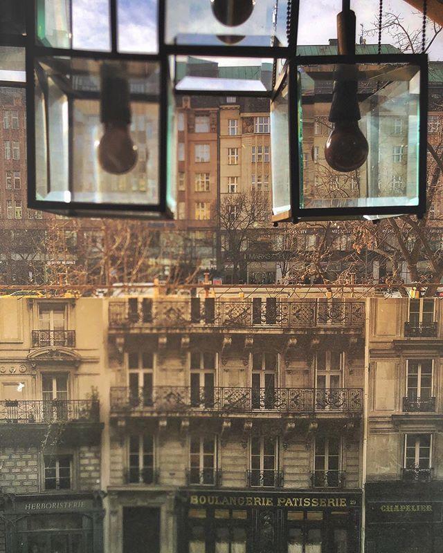 #Paris in #Prague  #iphoneography #shotoniphone #igerscz #iglife #iglifecz #exploretocreate #travelphotography #ontheroad #onset #setlife #moviemaking #filmmaking #dit