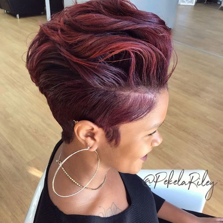 40+ Short Hairstyles for Black Women – July 2019