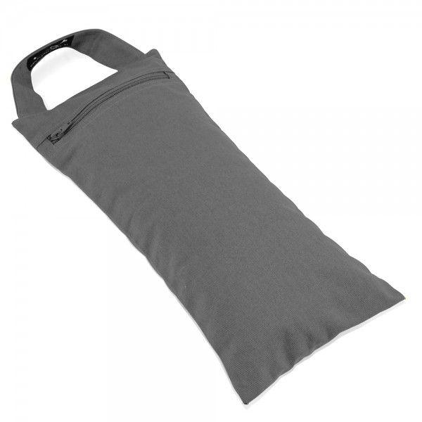 Yoga Sandbag in Midnight Grey