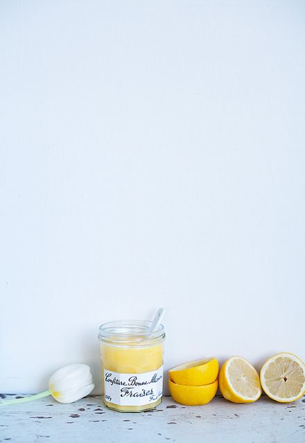 Citrus Curd Recipe by Linda Lomelino